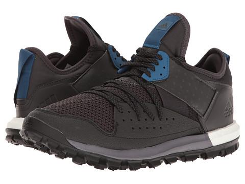 adidas Outdoor Response Trail - Black/Utility Black/Core Blue