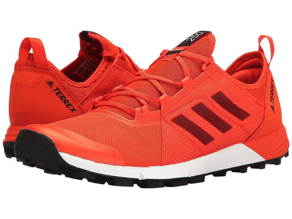 adidas Outdoor Terrex Agravic Speed (Energy/Energy/Black) Men