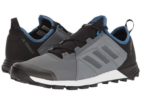 adidas Outdoor Terrex Agravic Speed - Vista Grey/Vista Grey/Core Blue