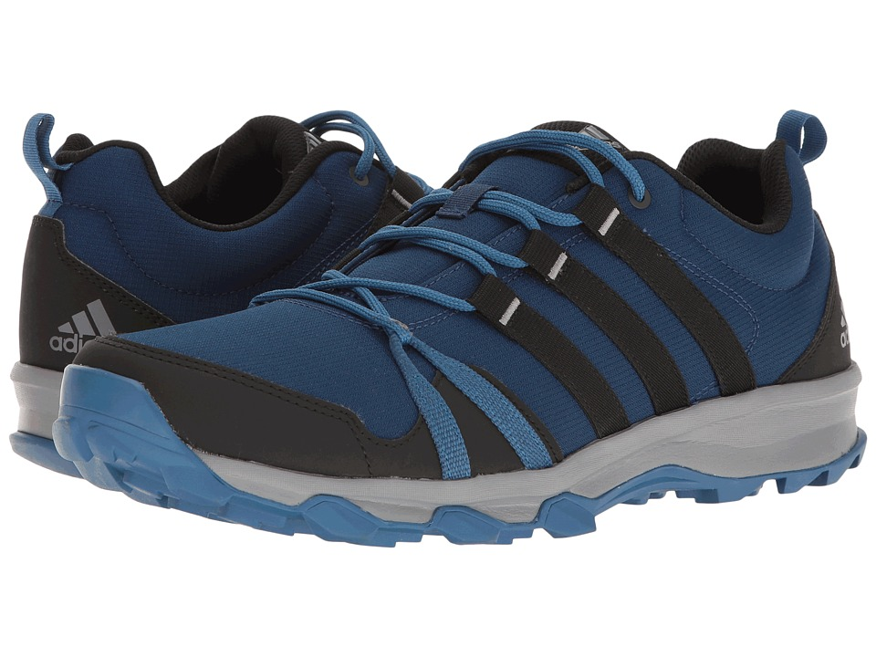 adidas Outdoor - Trace Rocker (Mystery Blue/Black/Grey) Mens Shoes