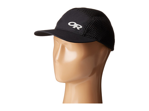 Outdoor Research Mesh Running Hat - Black