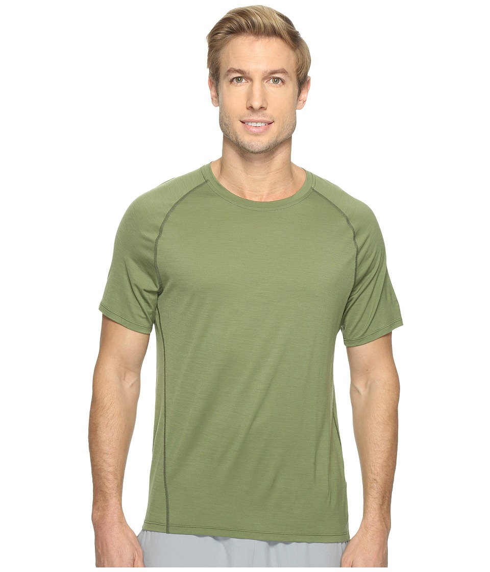 Smartwool Merino 150 Baselayer Short Sleeve (Light Loden) Men
