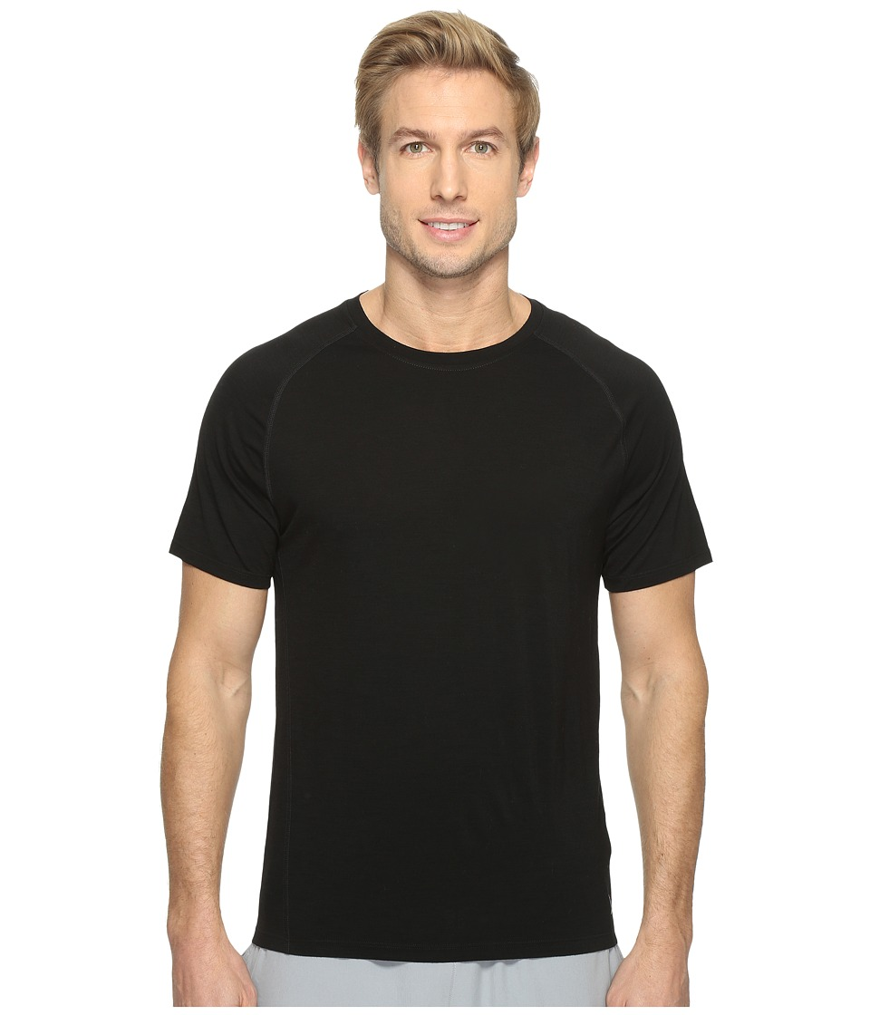 Smartwool Merino 150 Baselayer Short Sleeve (Black) Men