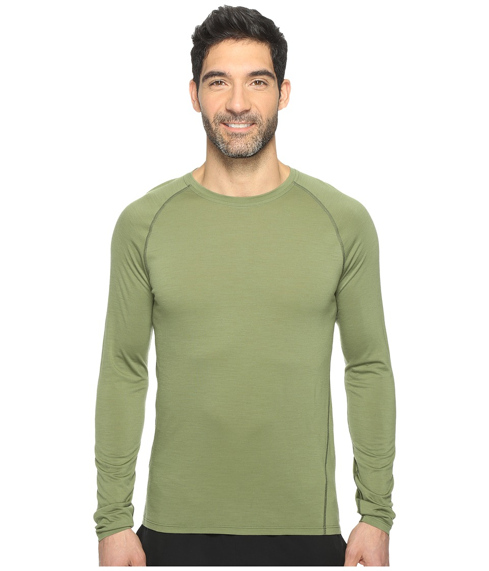 Smartwool Merino 150 Baselayer Long Sleeve (Light Loden) Men