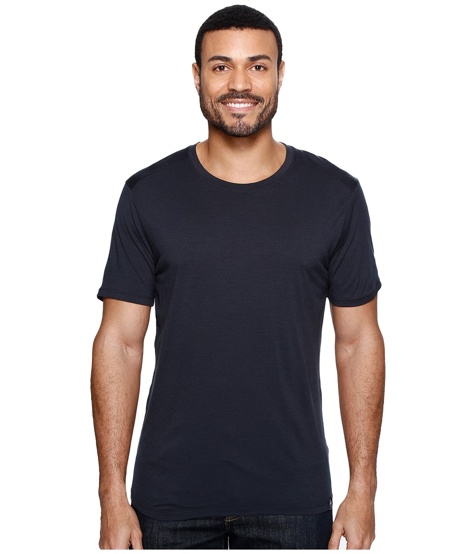 Smartwool Merino 150 Pattern Tee (Charcoal) Men