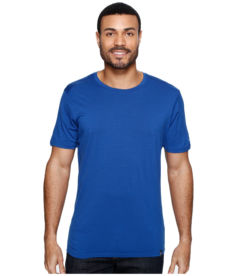 Smartwool Merino 150 Pattern Tee (Dark Blue) Men