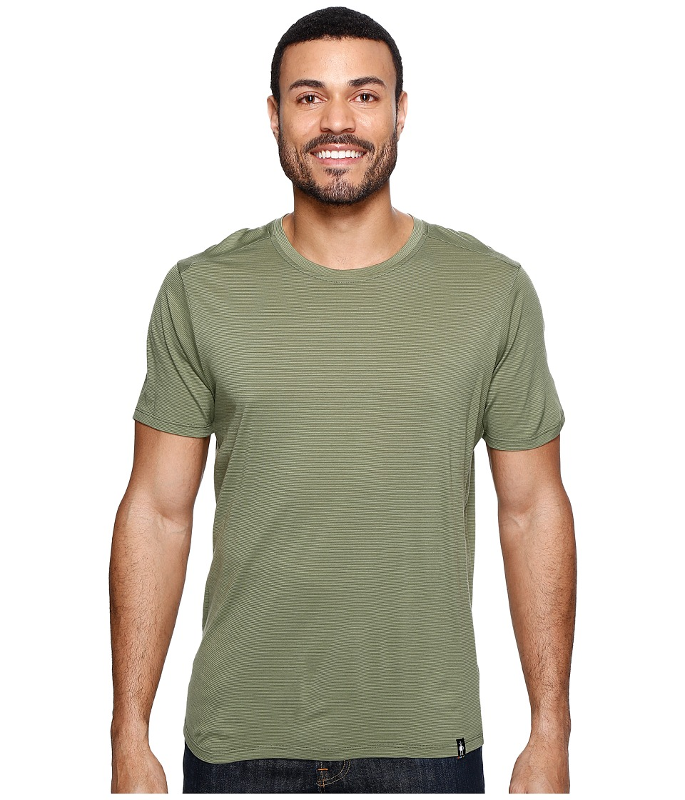 Smartwool Merino 150 Pattern Tee (Light Loden) Men