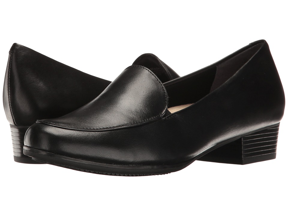 Trotters Monarch (Black) Women's Shoes