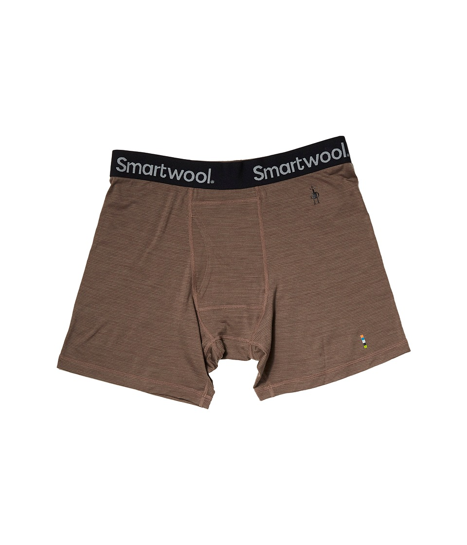 Smartwool Merino 150 Pattern Boxer Brief (Taupe) Men