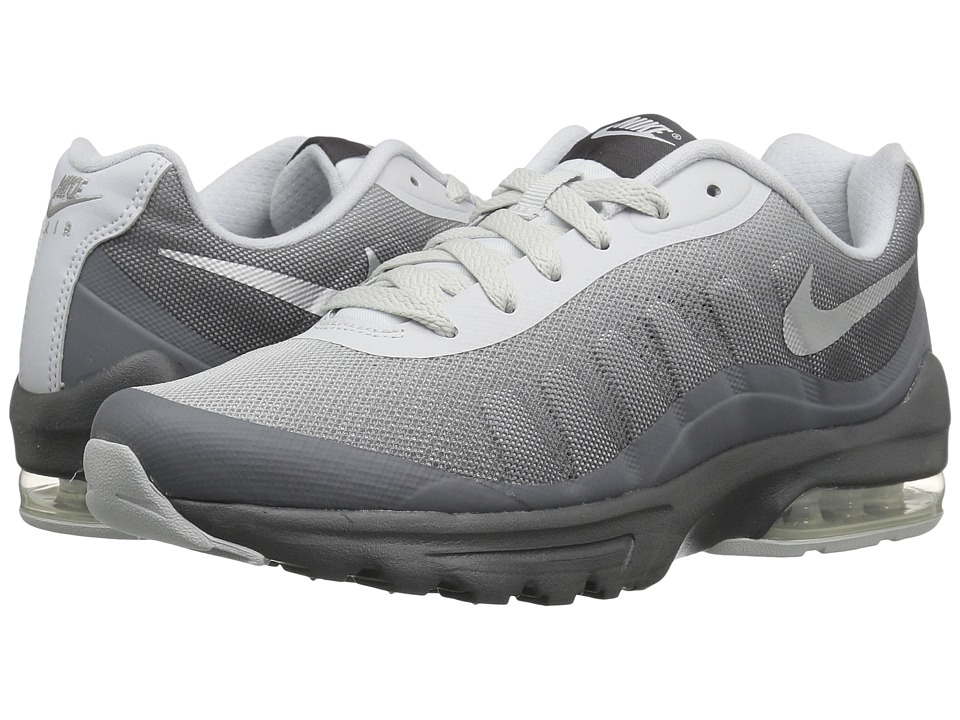 Nike - Air Max Invigor Print (Pure Platinum/Metallic Silver) Womens Classic Shoes