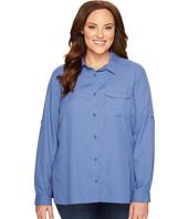 Columbia - Plus Size East Ridge II Long Sleeve Shirt