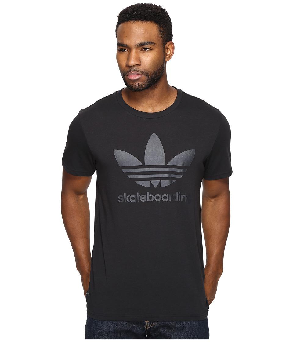 adidas Skateboarding Clima 3.0 Tee (Black/Carbon) Men