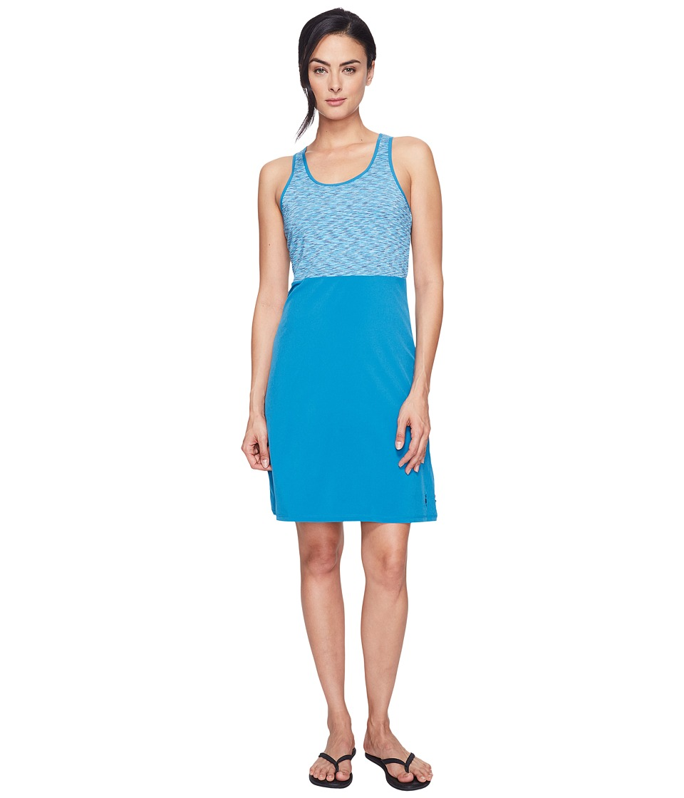 Smartwool Willow Lake Dress (Glacial Blue) Women