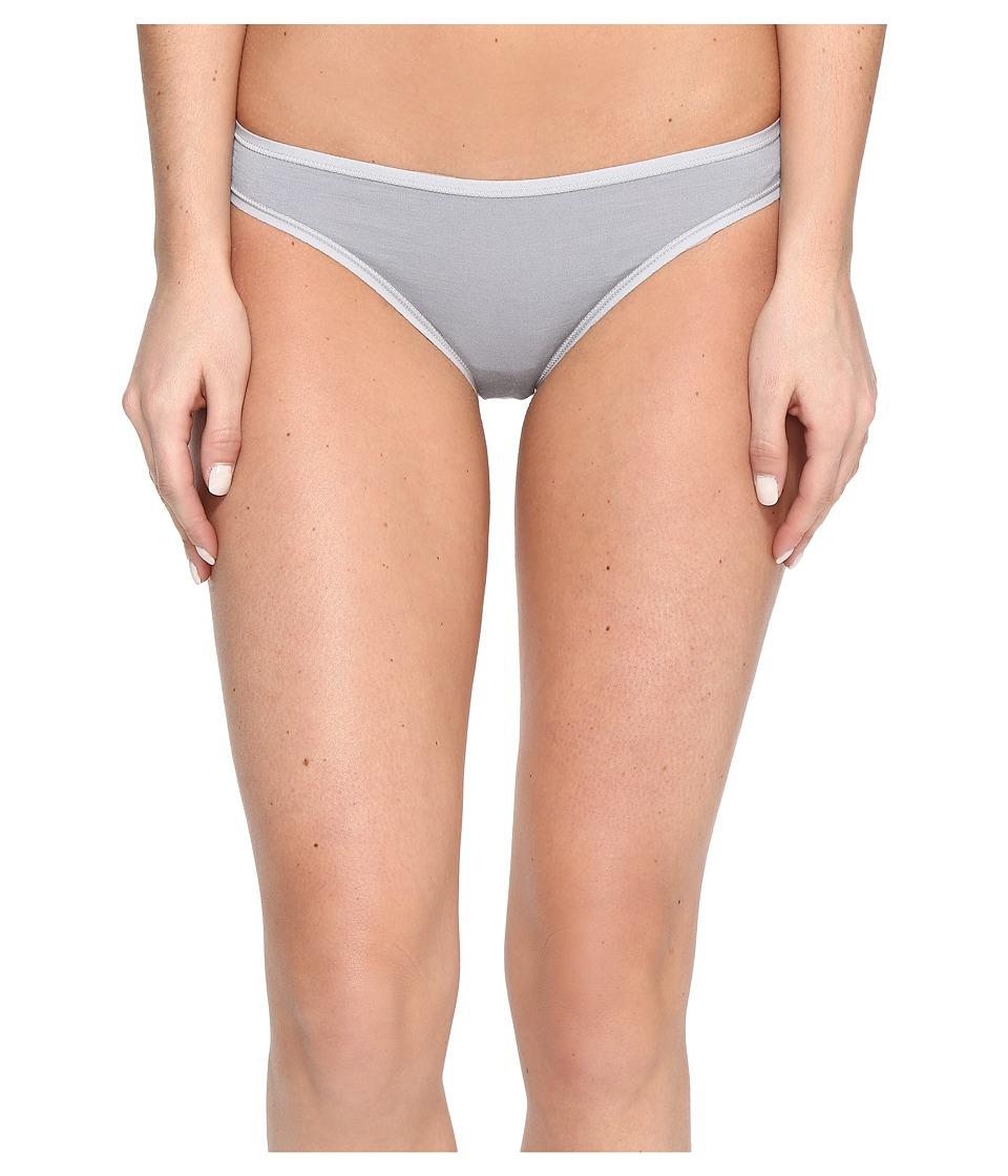 Smartwool Merino 150 Pattern Bikini (Pebble Gray) Women
