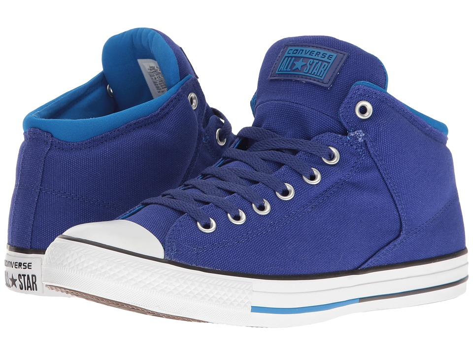 Converse Chuck Taylor All Star High Street Hi (True Indigo/Soar/White) Men