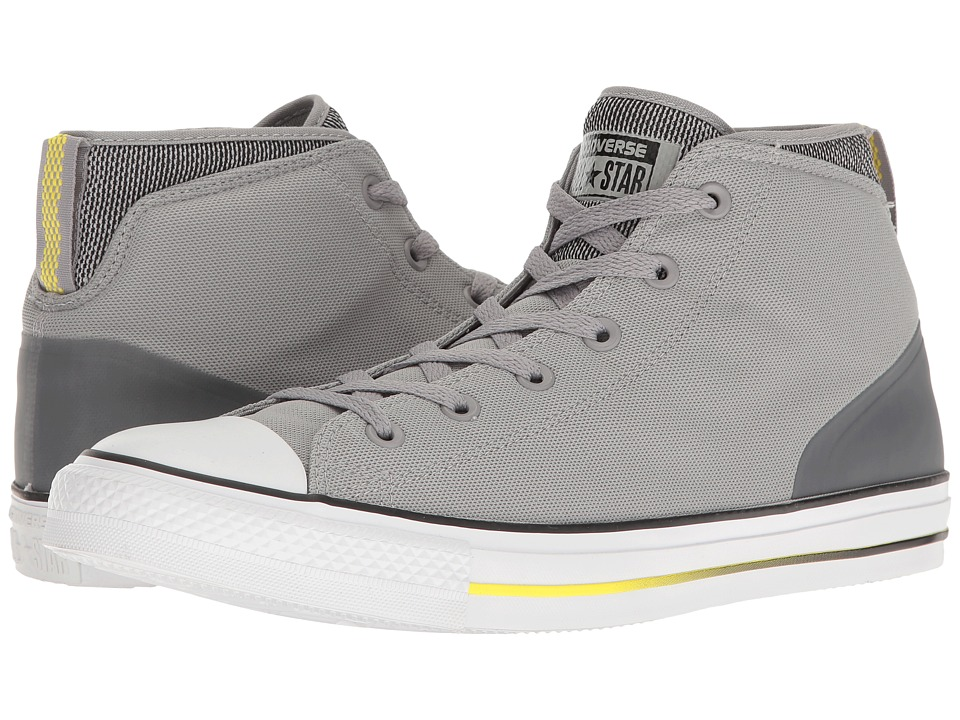 Converse Chuck Taylor All Star Syde Street Summer Mid (Dolphin/Black/Fresh Yellow) Men