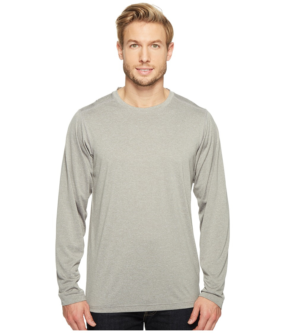 ExOfficio BugsAway Tarka Long Sleeve Top (Cement) Men