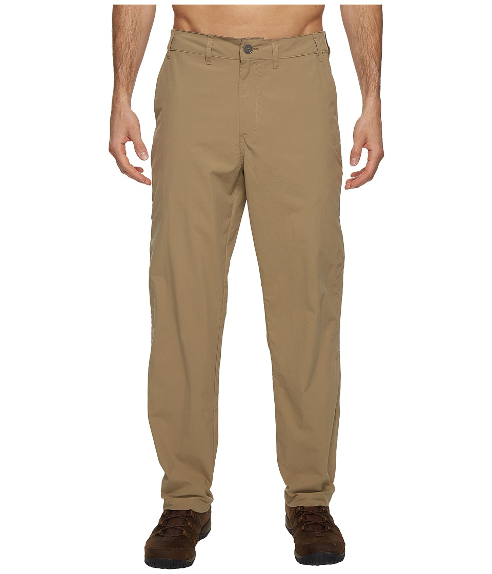 ExOfficio Sol Cool Nomad Pants (Walnut) Men