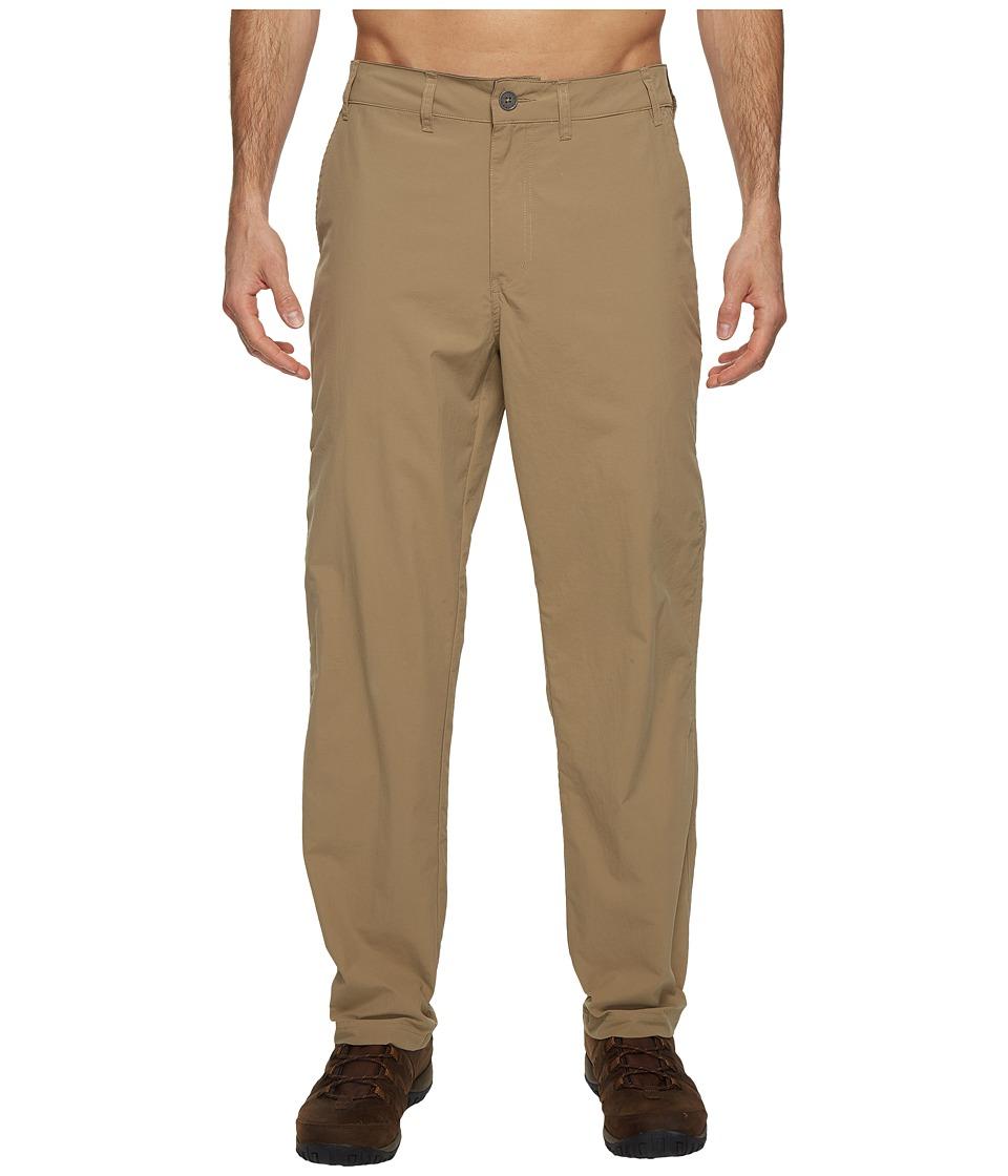 ExOfficio - Sol Cool Nomad Pants (Walnut) Mens Casual Pants