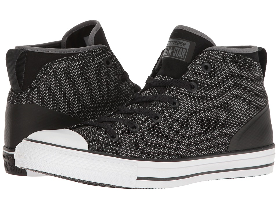 Converse Chuck Taylor All Star Syde Street Reflective Mid (Thunder/Black/White) Men
