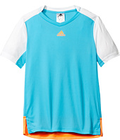 adidas Kids - Melbourne Line Tee (Little Kids/Big Kids)