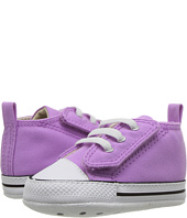 Converse Kids - Chuck Taylor All Star First Star Hi (Infant/Toddler)