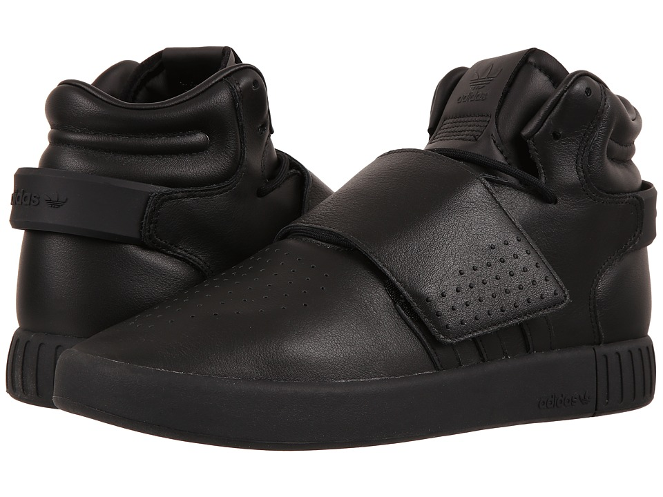 Adidas Originals - Tubular Invader Strap (Core Black/Core...