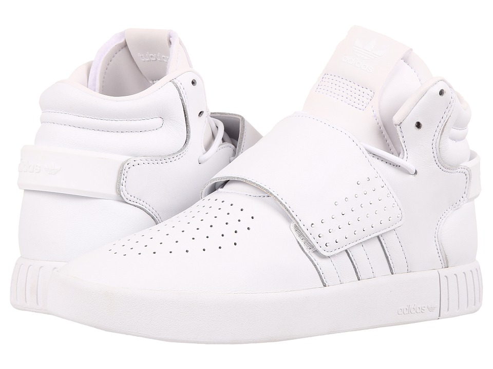 Adidas Originals - Tubular Invader Strap (Footwear White/...