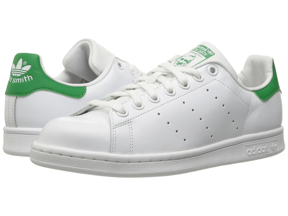 5382d108075d ... hot adidas originals stan smith footwear white footwear white green 1  womens 97cd0 ab243