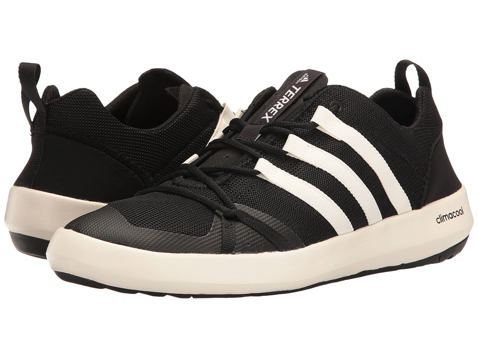 adidas Outdoor - Terrex Climacool Boat (Black/Chalk White/Black) Men's Shoes