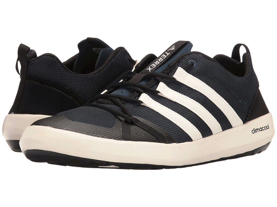 adidas Outdoor - Terrex Climacool Boat (Collegiate Navy/Chalk White/Black) Mens Shoes