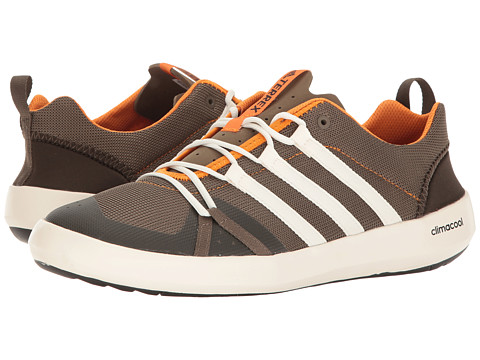 adidas Outdoor Terrex Climacool Boat - Cargo Brown/Chalk White/Umber