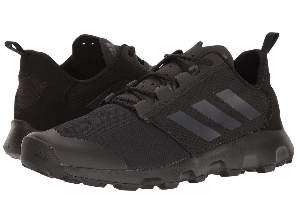 adidas Outdoor - Terrex Voyager DLX (Black/Vista Grey/Black) Mens Shoes