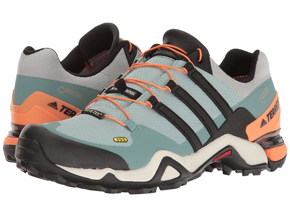adidas Outdoor Terrex Fast R GTX (Tactile Green/Black/Vapour Steel) Women