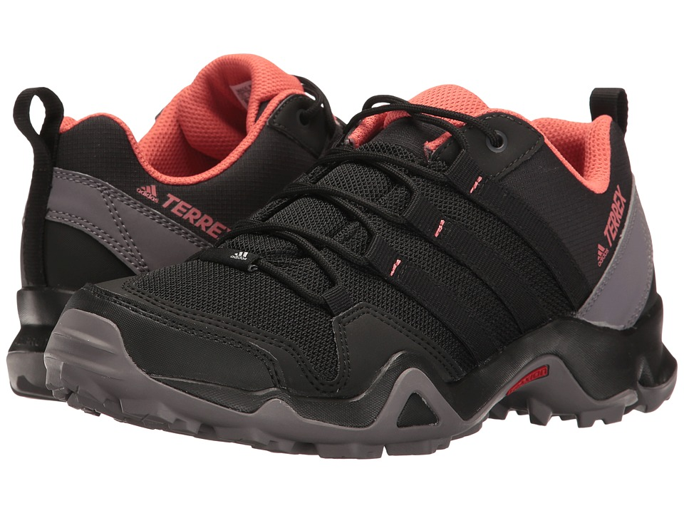 adidas Outdoor Terrex AX2R (Black/Black/Tactile Pink) Women's Shoes