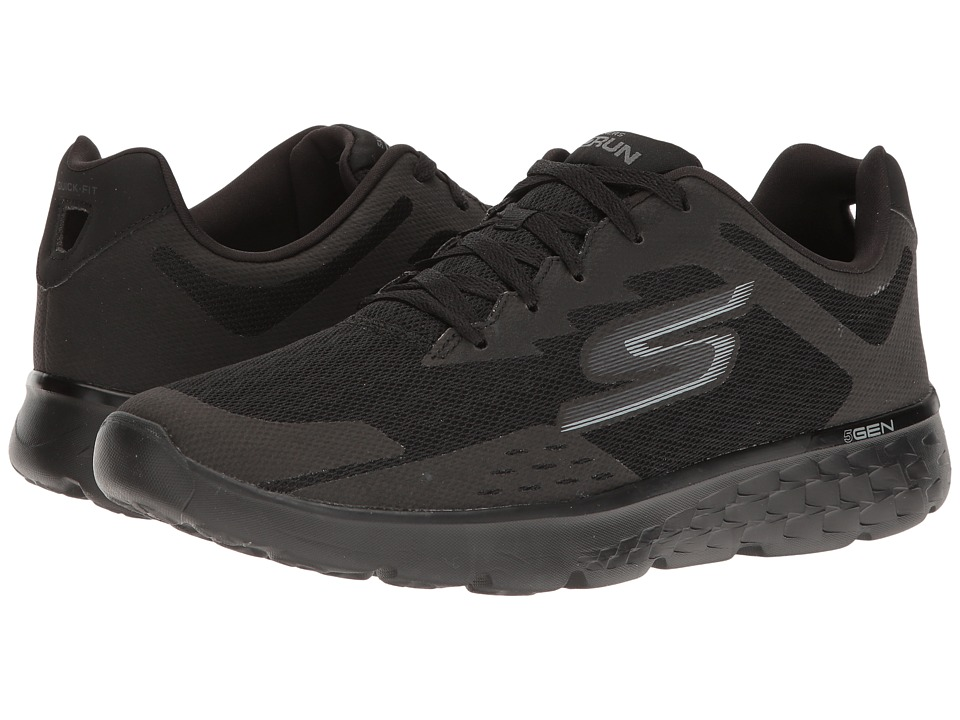 SKECHERS - Go Run 400 (Black) Mens Running Shoes