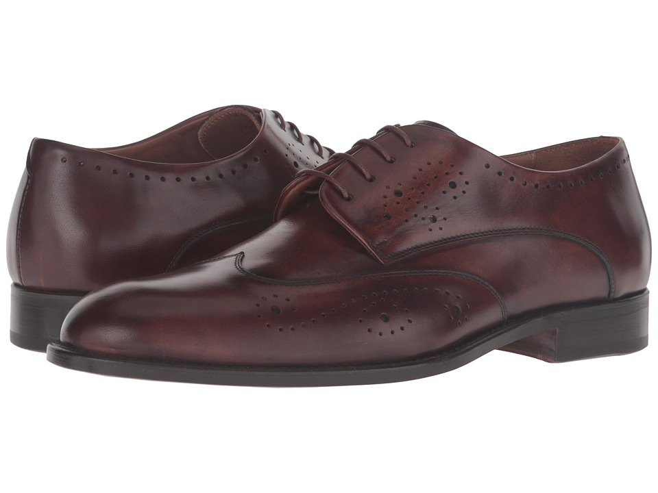 Bruno Magli Franco (Cognac Calf) Men