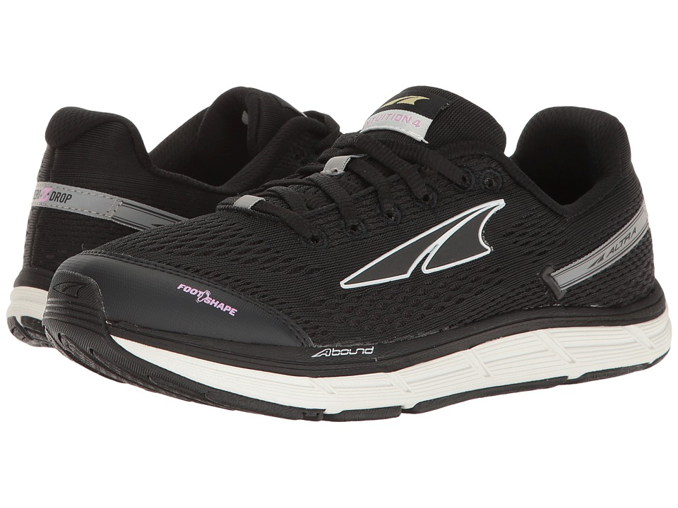 Altra Footwear - Intuition 4 (Black) Womens Running Shoes
