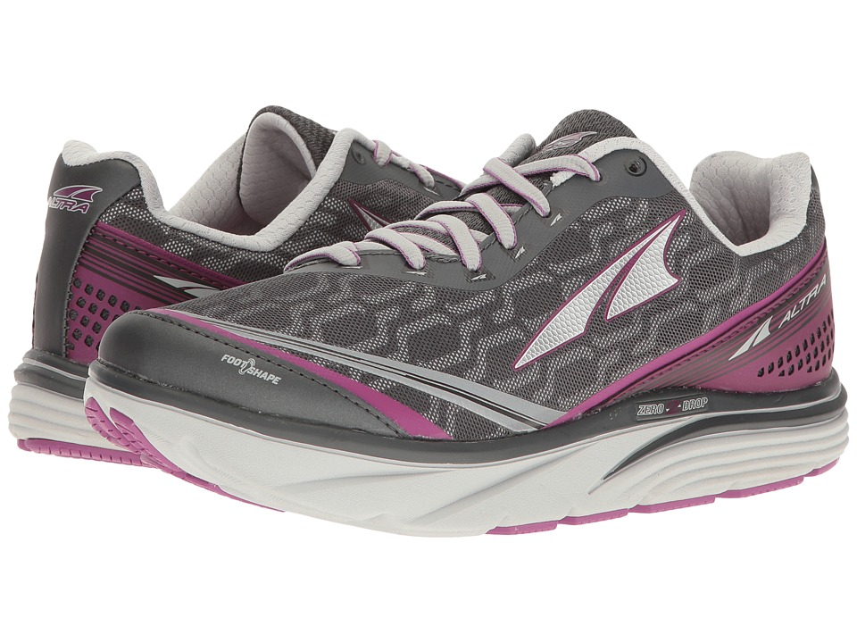 Altra Footwear - Torin IQ (Black/Purple) Womens Running Shoes