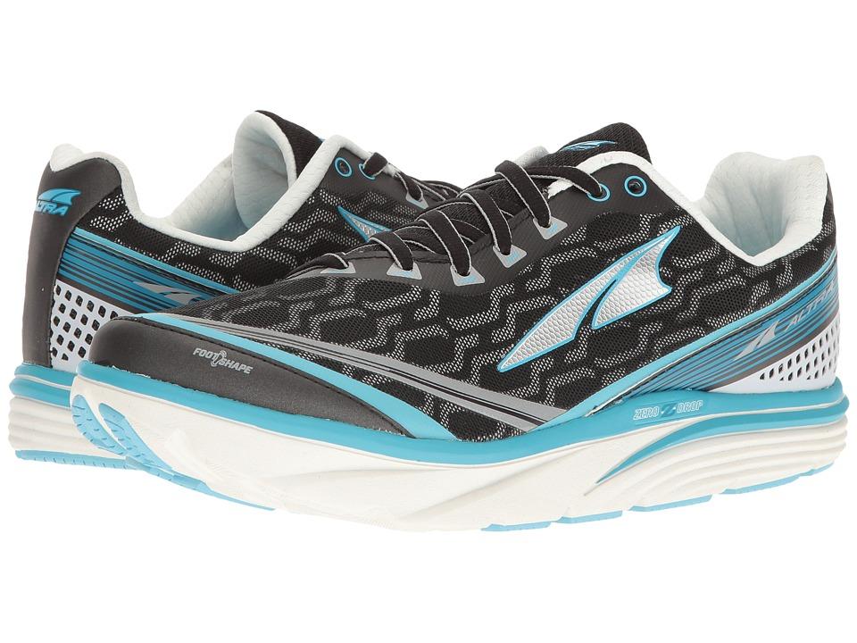 Altra Footwear - Torin IQ (Silver/Blue) Women's Running S...