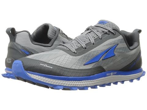 Altra Footwear Superior 3 - Grey/Blue