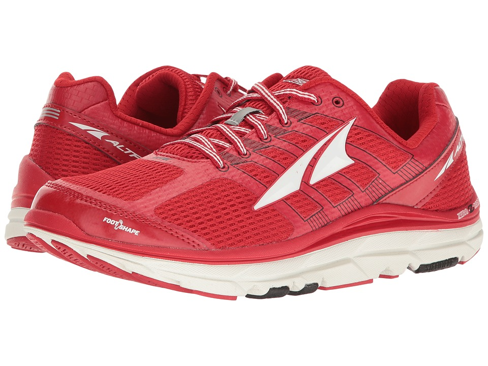 Altra Footwear - Provision 3 (Red) Men's Running Shoes