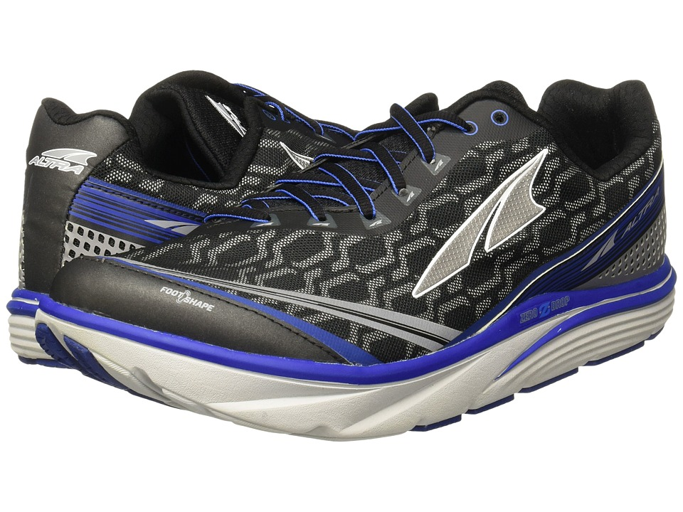 Altra Footwear - Torin IQ (Black/Blue) Men's Running Shoes