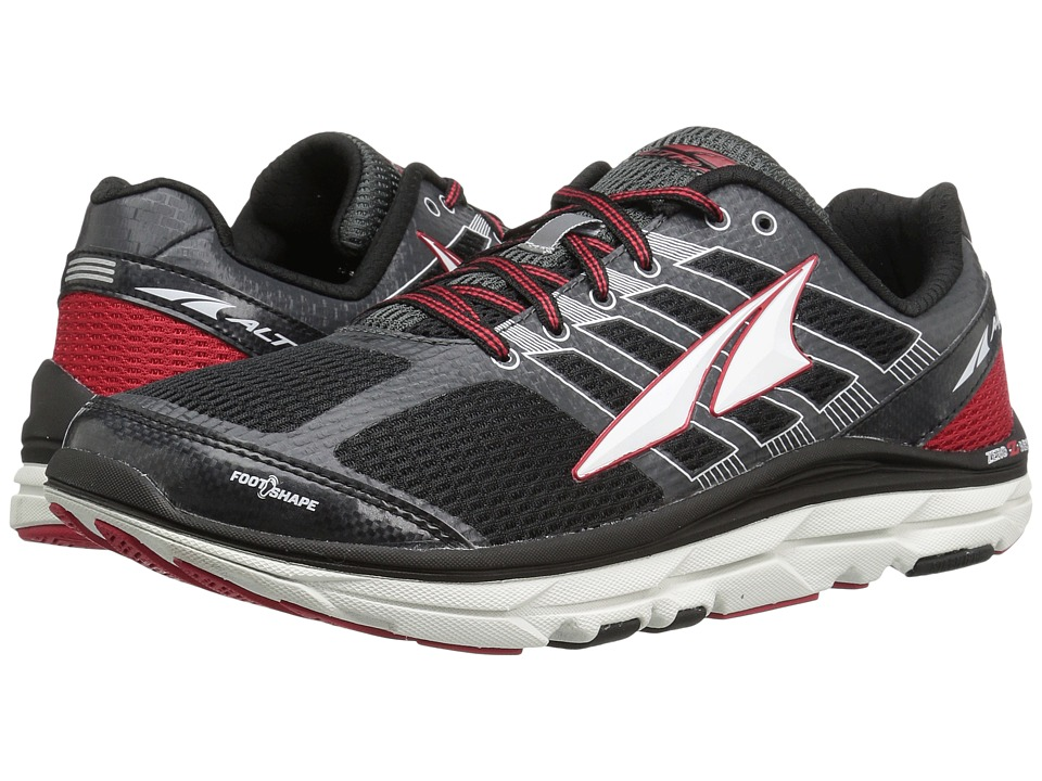 Altra Footwear - Provision 3 (Black/Red) Men's Running Shoes