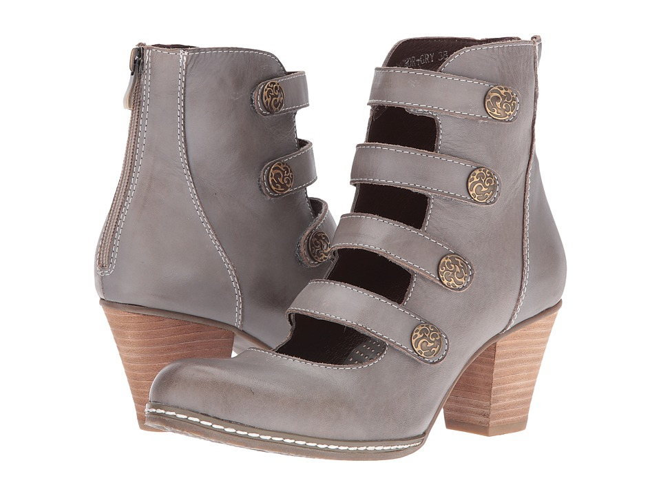 Spring Step Anchor (Grey) Women