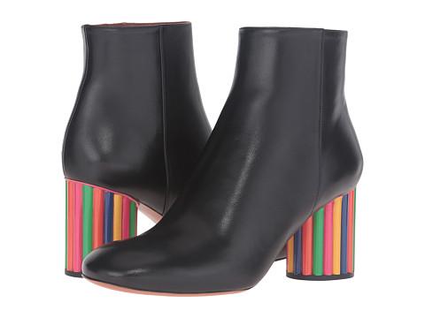 Missoni Color Block Ankle Boot - Nero