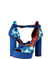 Missoni - Platform Print Sandal