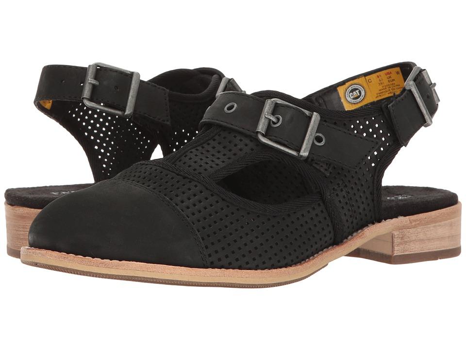 Caterpillar Casual Martine (Black) Women's Shoes