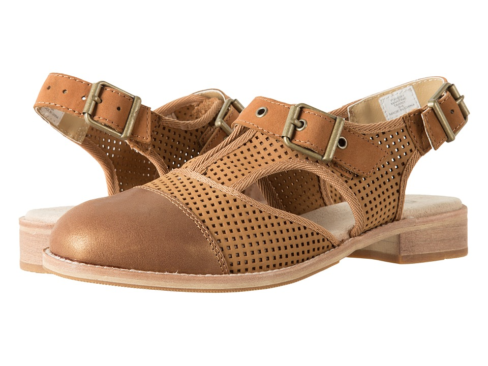 Caterpillar Casual - Martine (Brown Sugar) Women's Shoes