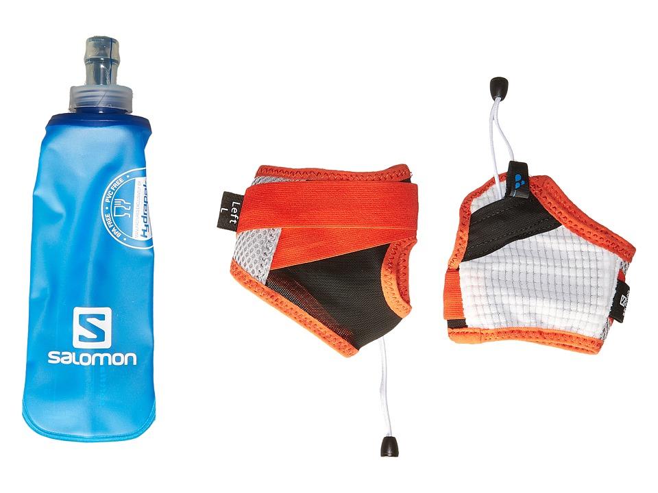 Salomon Sense Hydro Set (Racing Red/Aluminium) Backpack Bags
